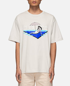 Beach Bum S/S T-Shirt (Grey)