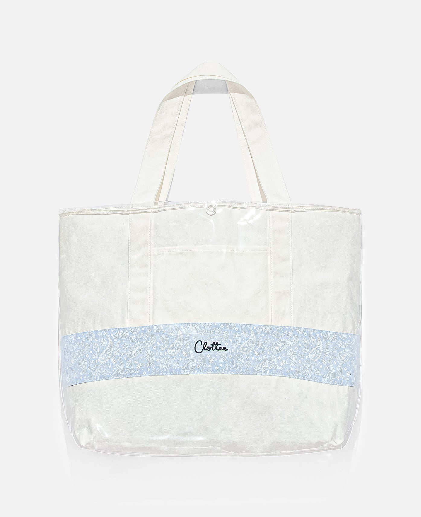 Beach Tote (Cream)