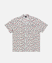 Berry Print S/S Shirt (White)