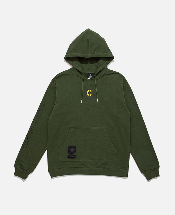C.S. Army Hoodie (Green)