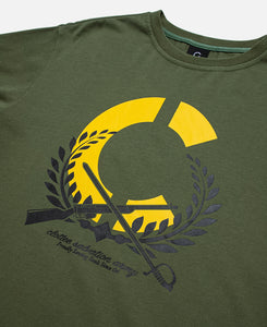 C.S. Army S/S T-Shirt (Green)