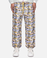 Jacquard Trackpants (Blue)