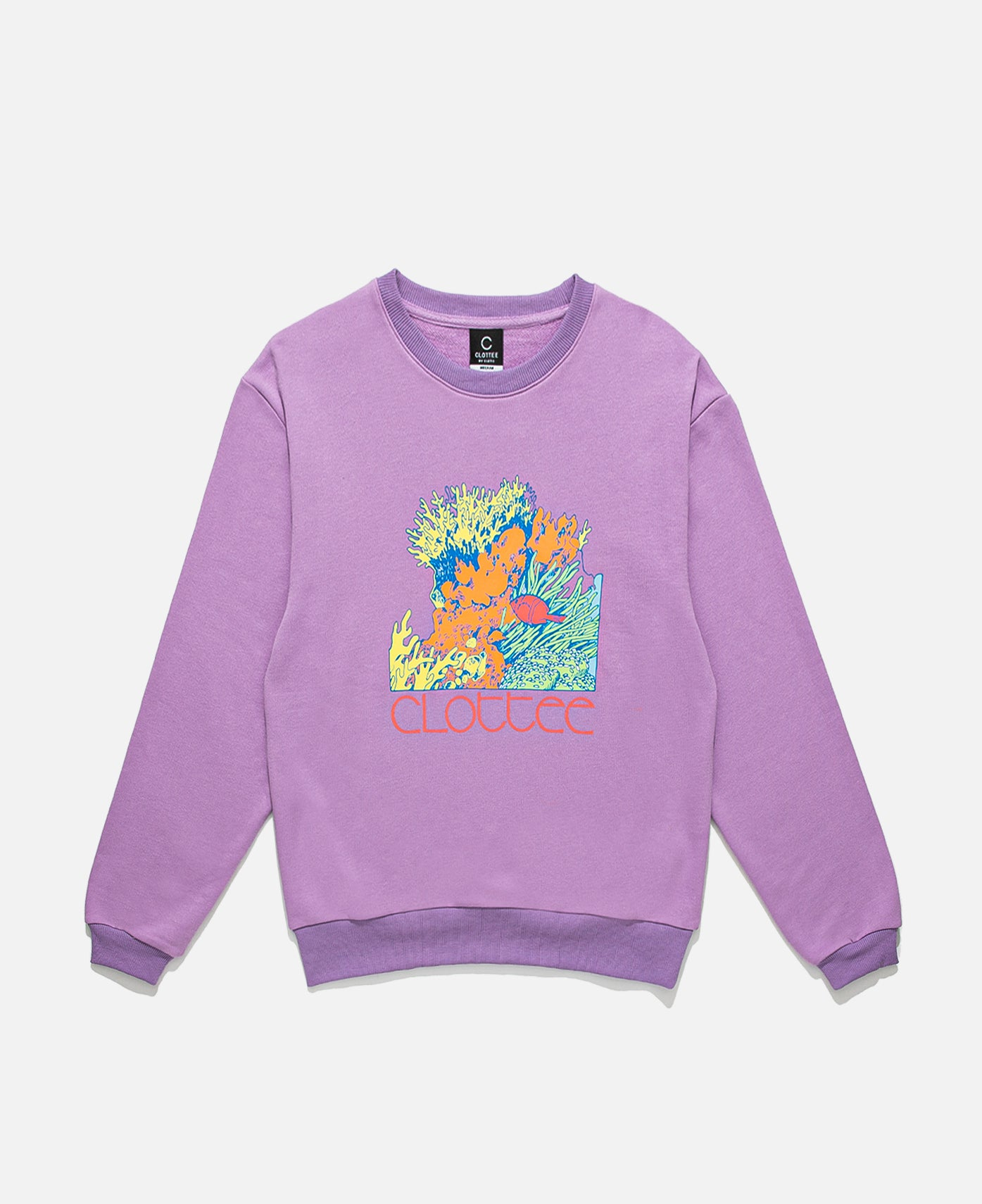 Reef Sweatshirt (Purple)