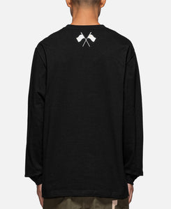 Repent And Revolt L/S T-Shirt (Black)
