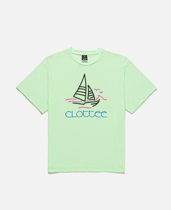 Sail S/S T-Shirt (Green)