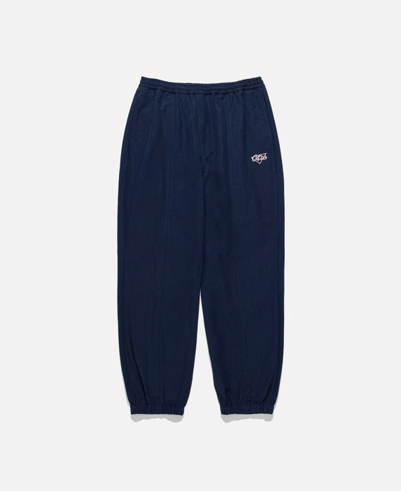 Seamed Track Pants (Navy)