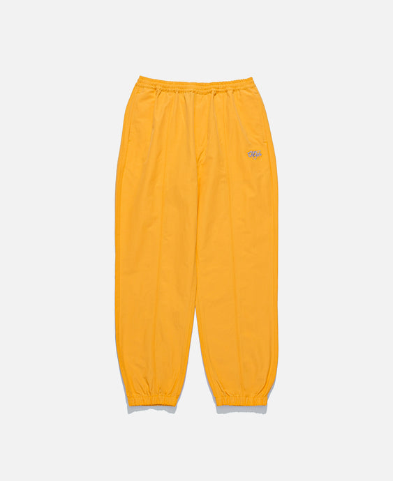 Seamed Track Pants (Yellow)