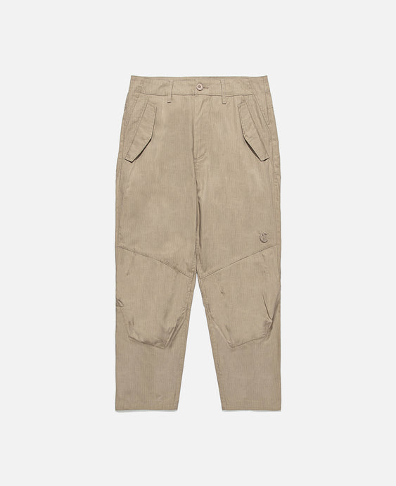 Structured Pants (Beige)