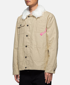 Work Jacket (Beige)