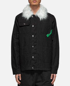 Work Jacket (Black)