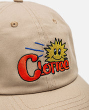 CLOTTEE Sun Dad Cap (Beige)