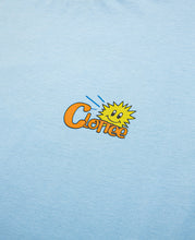 CLOTTEE Sun S/S T-Shirt (Blue)