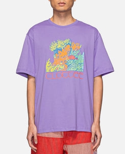 Reef S/S T-Shirt (Purple)