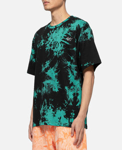 Tie Dye S/S T-Shirt (Turquoise)