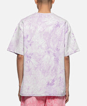 Pocket Tie Dye S/S T-Shirt (Purple)