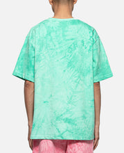 Pocket Tie Dye S/S T-Shirt (Green)