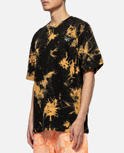 Tie Dye S/S T-Shirt (Yellow)