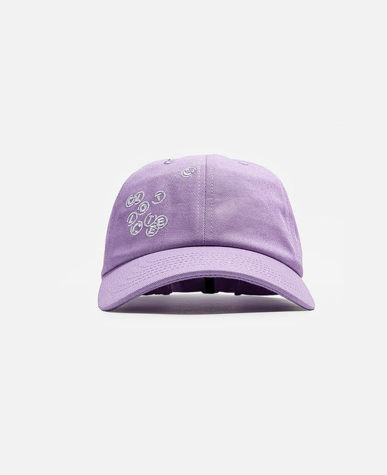 Stamp Dad Cap (Purple)