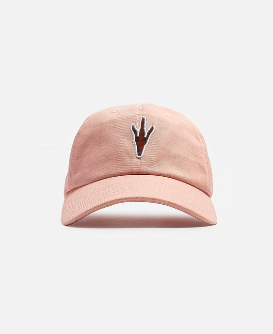 Chicken Foot Dad Cap (Pink)