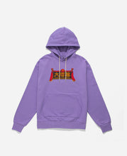 Tea House Hoodie (Purple)