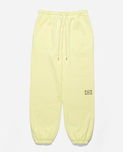 Stamp Sweatpants (Yellow)
