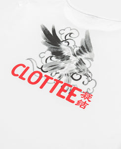 Eagle L/S T-Shirt (White)