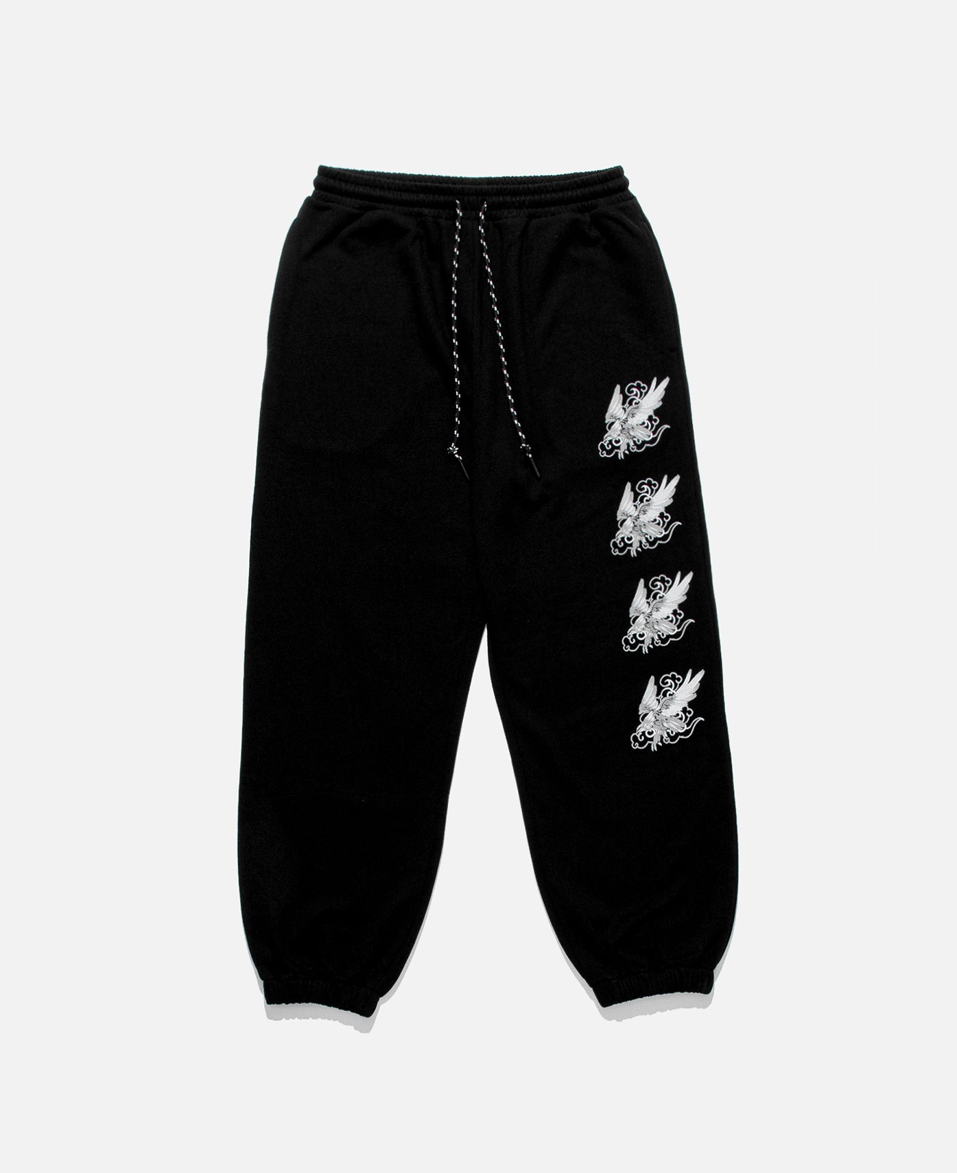 Eagle Trackpants (Black)