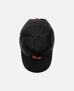 Roses Dad Cap (Black)