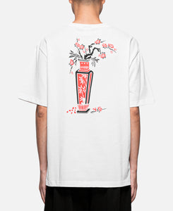 Vase Back T-Shirt (White)