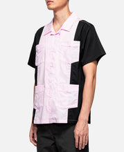 4 Pocket Panel Shirt (Black)