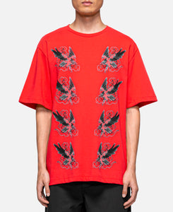 Eagle S/S T-Shirt (Red)