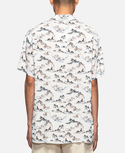 Landscape Shirt (White)