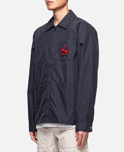 Vase 4 Pocket Jacket (Navy)