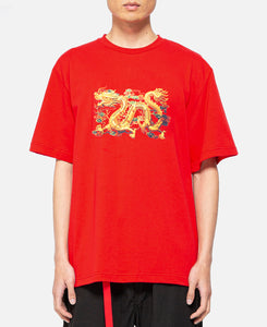 Dragon S/S T-Shirt (Red)