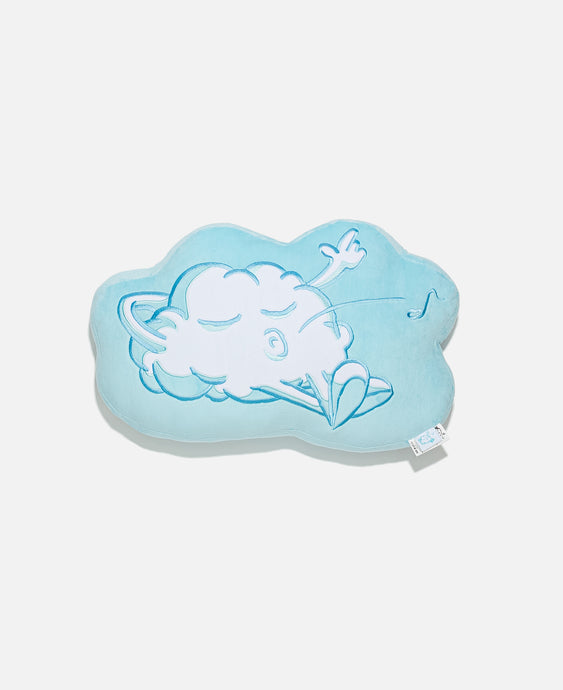 Cozy World Pillow (Blue)