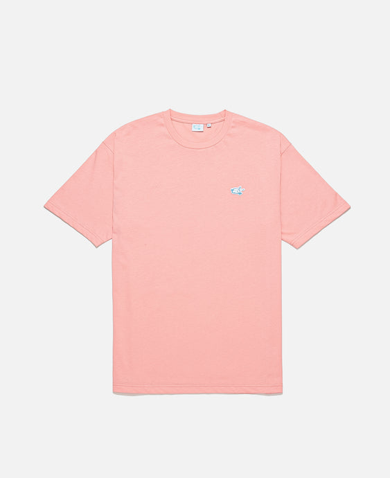 Cozy World T-Shirt (Peach)