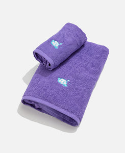 Cozy World Towel (Purple)