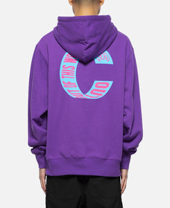 Out Of This World Loop Hoodie (Purple)