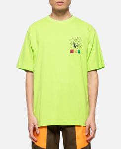 Planets T-Shirt (Green)
