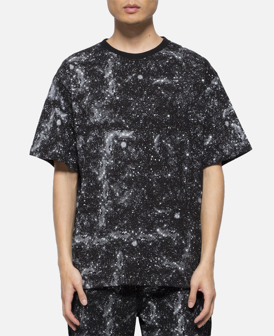 Stars All Over T-Shirt (Black)