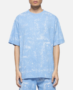 Stars All Over T-Shirt (Blue)