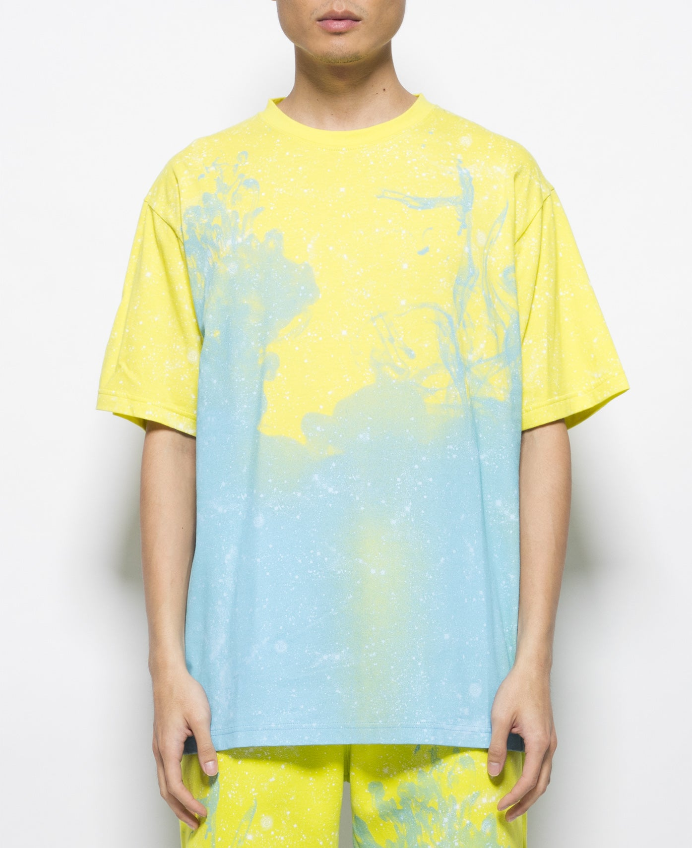 Stars All Over T-Shirt (Yellow)