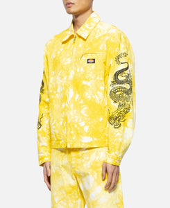 Dragon Work Jacket (Yellow)
