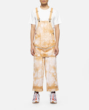 Tie Dye Coverall (Brown)