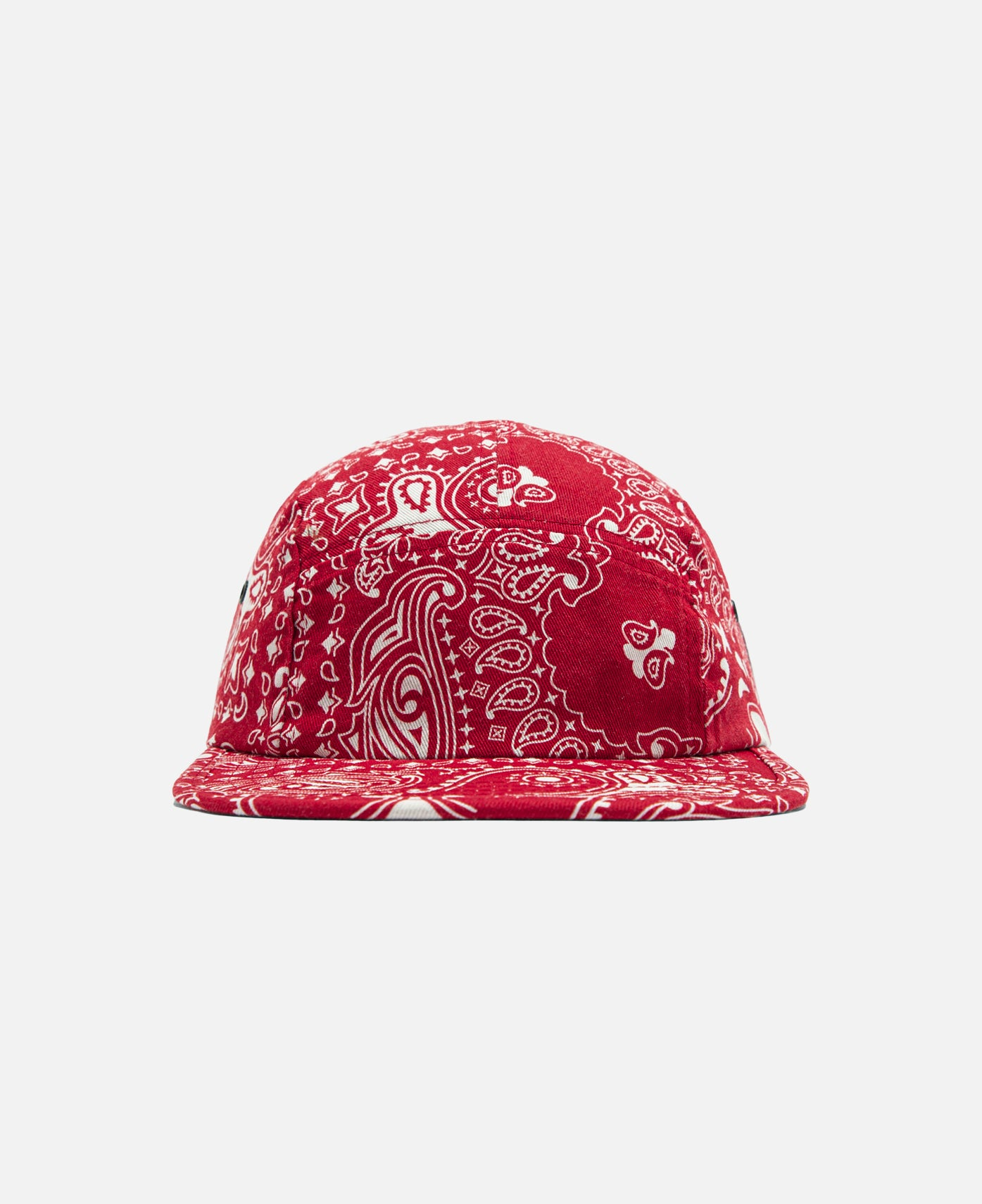 Paisley Cap (Red)