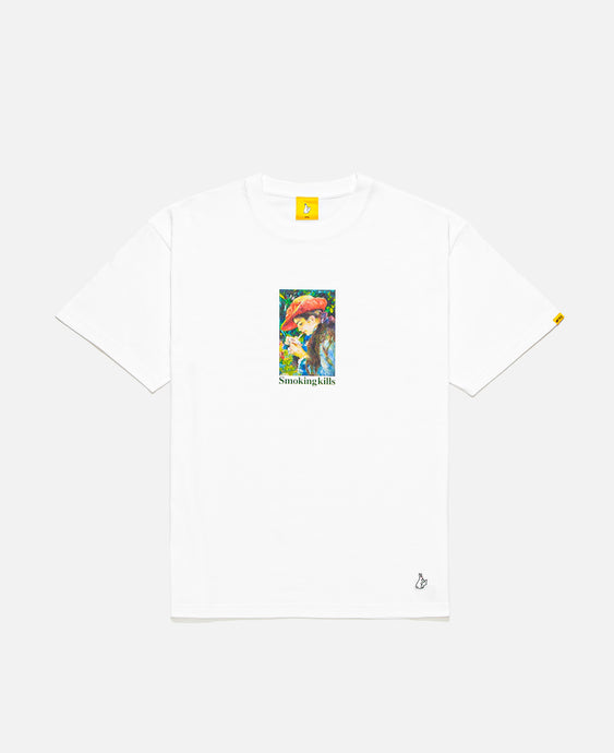 The Lady T-Shirt (White)
