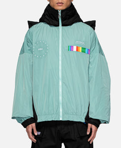 Hooded Parka (Green)