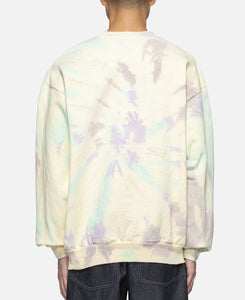 Raining Kindness Heavy Fleece Tie Dye (Multi)