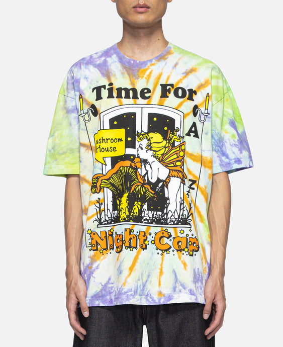 Bottoms Up S/S Tie Dye T-Shirt (Multi)