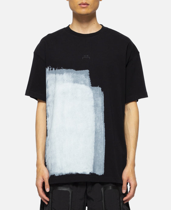 Painted T-Shirt (Black)